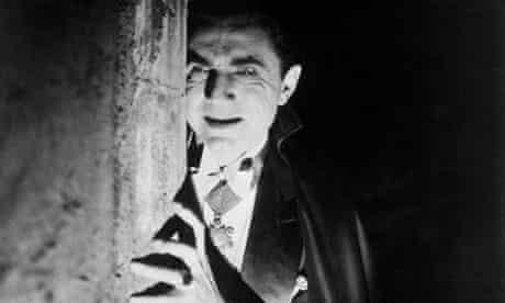 Still from Dracula film