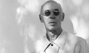 Henry Miller, author of Tropic of Cancer