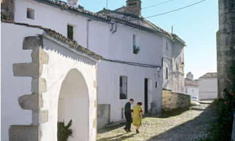 Cáceres city, Extremadura, Spain