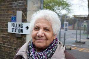 Election exit polls: Pisti Joulianou