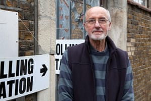 Election exit polls: Colin Forster