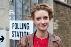 Election exit polls: Mollie Stevenson