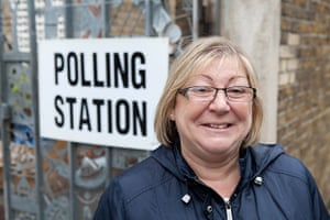Election exit polls: Gina Frost
