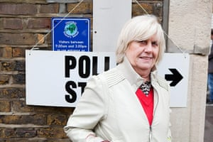 Election exit polls: Victoria Isaac