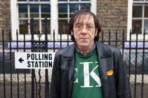 Election exit polls: Mathew Reid