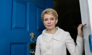 Jailed opposition leader Yulia Tymoshenko was beaten in prison and is now on hunger strike
