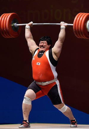 Best of the week: South Korea's Jeon Sang-Guen
