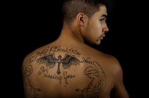 Best of the week: Great Britain's Louis Smith displays his tattoos