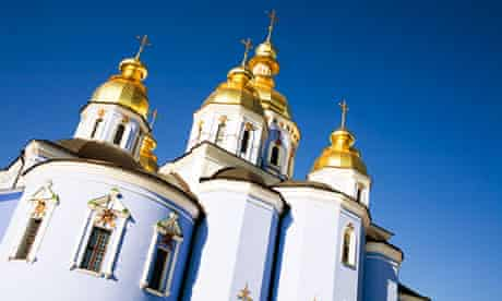 St. Michael's Golden-Domed Cathedral, Kiev