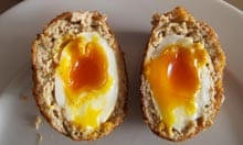 Heston Blumenthal recipe scotch egg