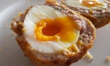 Angela Hartnett recipe scotch egg