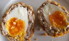 Tom Norringon Davies recipe scotch egg