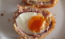 Gary Rhodes recipe scotch egg