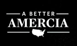 Mitt Romney's iPad app with the misspelling 'Amercia'.