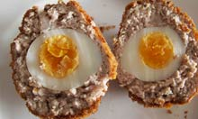 Ginger Pig recipe scotch egg