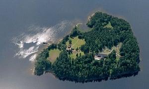 Utoya island