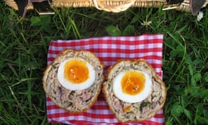 One of Felicity's perfect scotch eggs