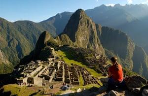 Places at risk: Machu Picchu