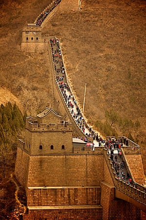 Places at risk: Great Wall of China