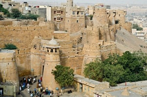 Places at risk: Jaisalmer Fort India