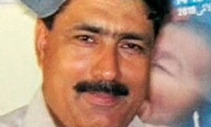 Pakistani doctor and CIA aide Shakil Afridi