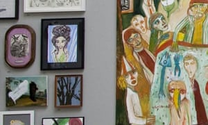 The Royal Academy Summer Exhibition 2012.