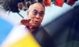 Tibet's exiled spiritual leader the Dala