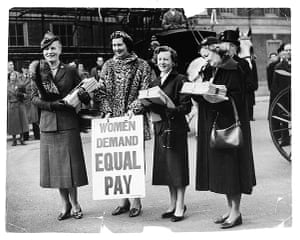 Elizabethans: Barbara castle and the1955 Equal Pay Campaign