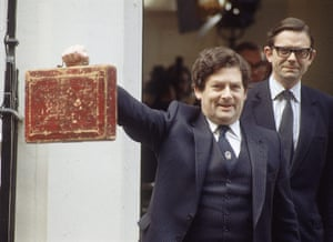 Elizabethans: Nigel Lawson, Budget Day 1984