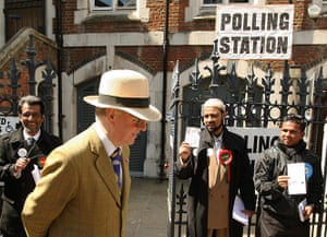 Elizabethans: Canvassers from the Conservative Party