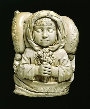 Sculpture: Lydia Dwight Dead