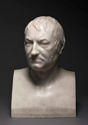 Sculpture: Charles Townley, 1737-1805