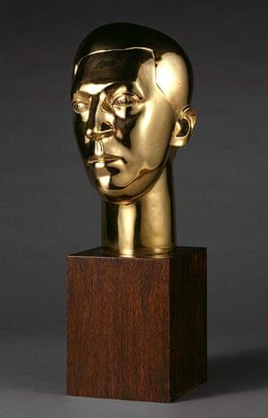 Sculpture: Sir (Francis) Osbert Sacheverell Sitwell, 5th Bt. 1922