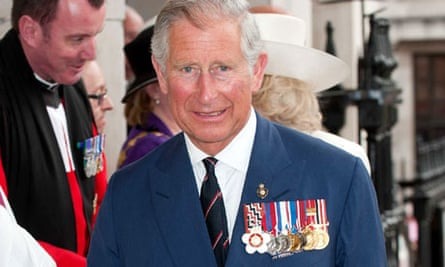 Prince of Wales 2012