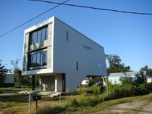 sustainable architecture: Biloxi Model Home program