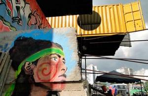 sustainable architecture: Tiuna El Fuerte Cultural Park, Venezuela