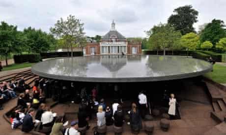 Serpentine Gallery Summer Pavilion 2012 Unveiled