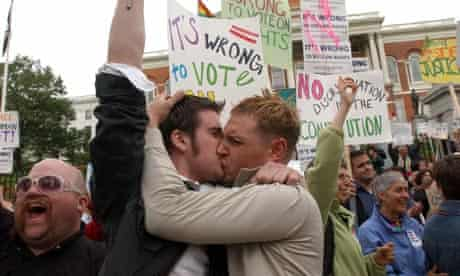 doma ruled unconstitutional