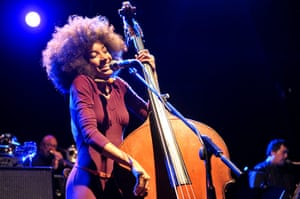 Week in music: Esperanza Spalding performs at KOKO in London on 28 May