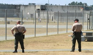 Correctional officers at Pelican Bay
