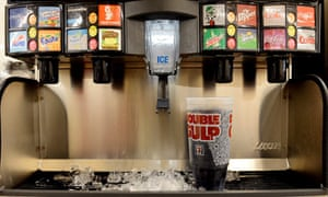 New York City to ban sale of large sugary drinks