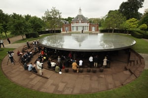 Serpentine Pavilion: The Serpentine Gallery Pavilion 2012