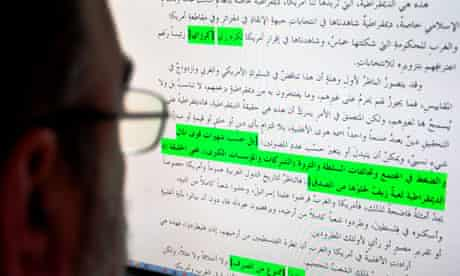 Documents found at Osama bin-Laden compound in Pakistan