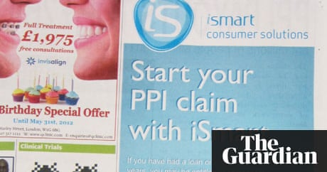 The hidden costs of free ppi awards money the guardian spiritdancerdesigns Gallery