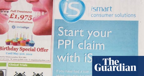 The hidden costs of free ppi awards money the guardian solutioingenieria Image collections