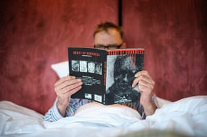 Adrian: Adrian Searle reads Heart of Darkness in bed