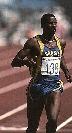 Seoul Olympics: Athletics - Barcelona Olympic Games 1992 - Men's 100m