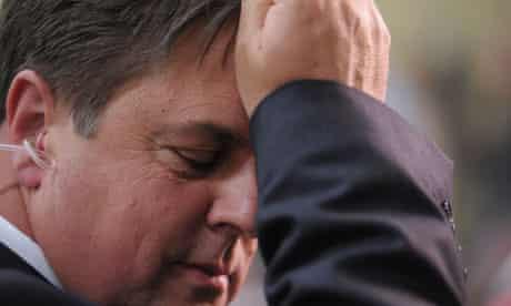 BNP chairman Nick Griffin