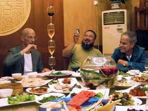 Ai Weiwei Serpentine: Herzog & de Meuron and Ai Weiwei