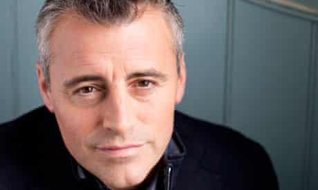 'I don't mind being the brunt of a joke – if it's a good joke' … Matt le Blanc.